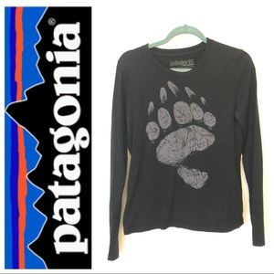 Patagonia Grizzly Bear Long Sleeve